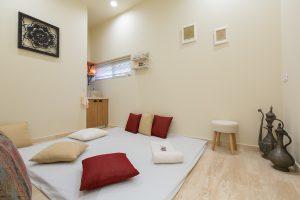 קמליה חדר טיפולים טיליה לשיאצו